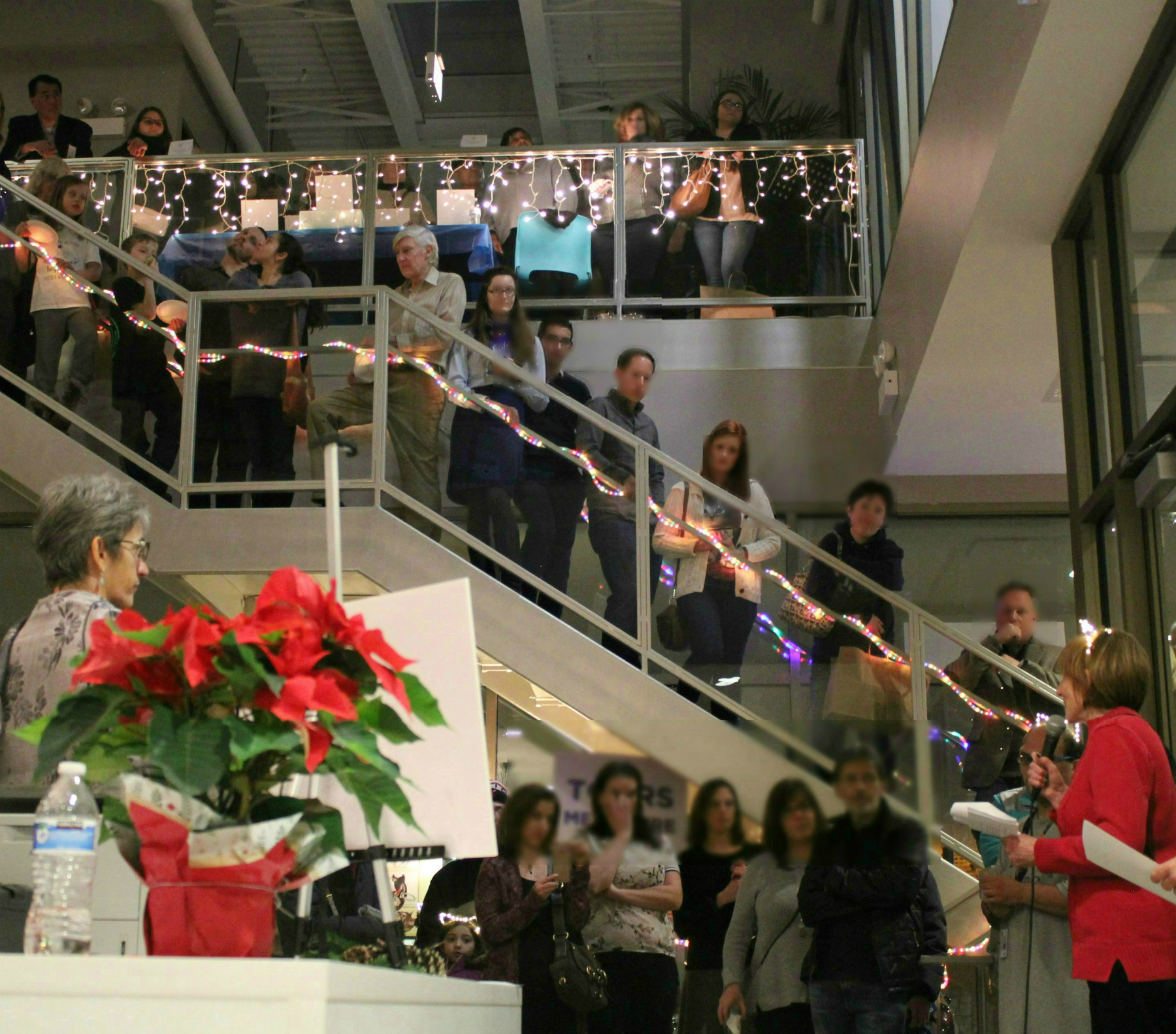 Holiday Open House & Lighting Ceremony Highlights