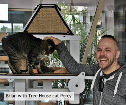 Tree House Volunteer Feature: Meet Brian
